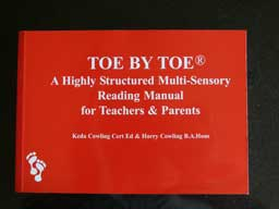 Toe by Toe book