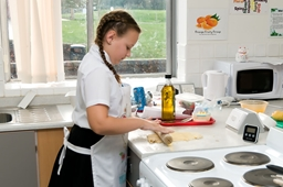 Young Chef at LongField