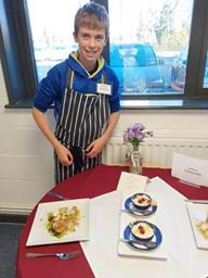 Young Chefs at Belvoir Priory